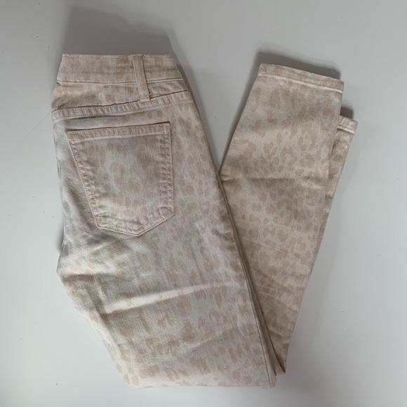 Current/Elliott Denim - Current Elliott Skinny Jeans Size 26 The Stiletto